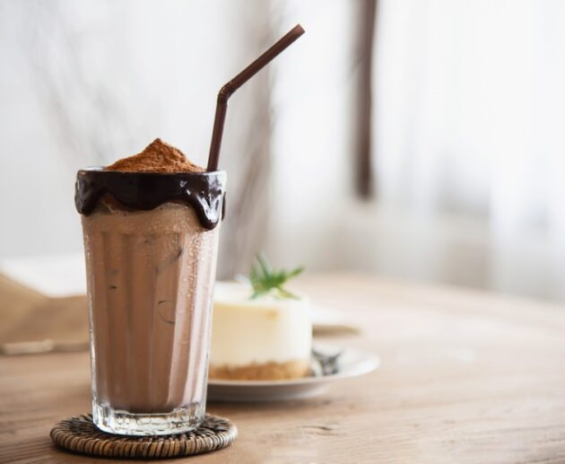How to make cold coffee in home