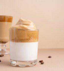 How to prepare Dalgona Coffee at home – (Whipped Coffee)