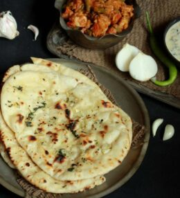 How to make Butter Naan at Home | Butter Naan Recipe |