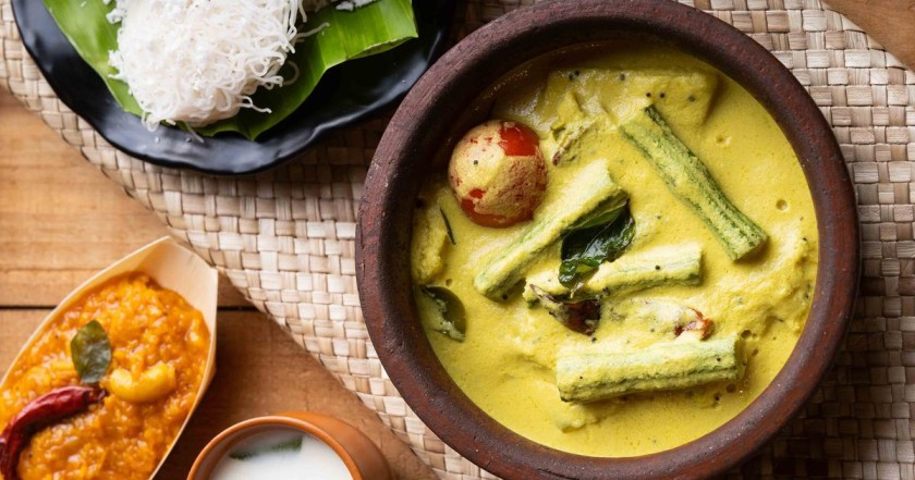 recipe for drumstick curry